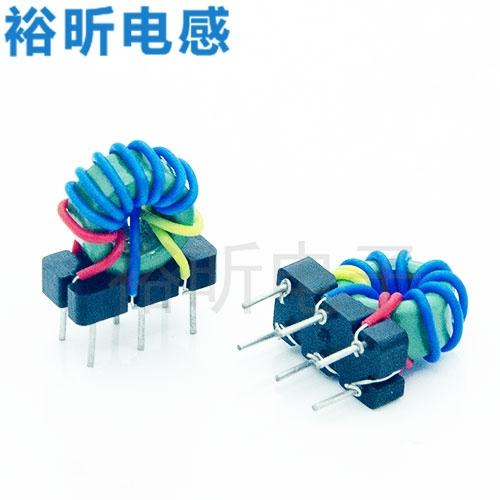 什么是绕线铁氧体电感器