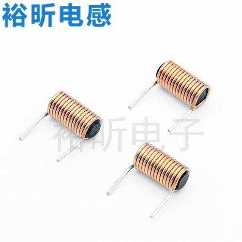电感器是能够把电能转化为磁能而存储起来的元件